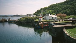 Crinan Sea Lock